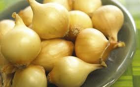 Желтый чеснок
