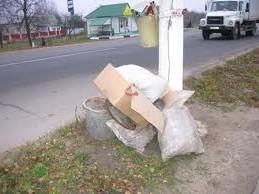 Почему нельзя выносить мусор вечером? фото