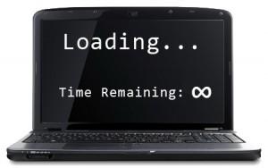 Почему компьютер работает медленно? фото