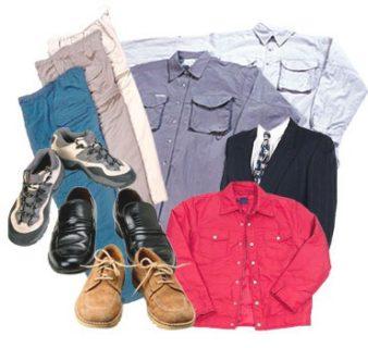 чужая одежда фото