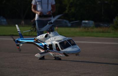 Почему не взлетает радиоуправляемый вертолет? - фото
