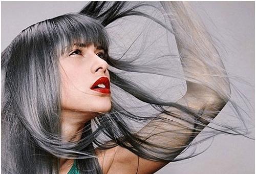 Почему волосы седеют у молодых? 5 Причин. фото