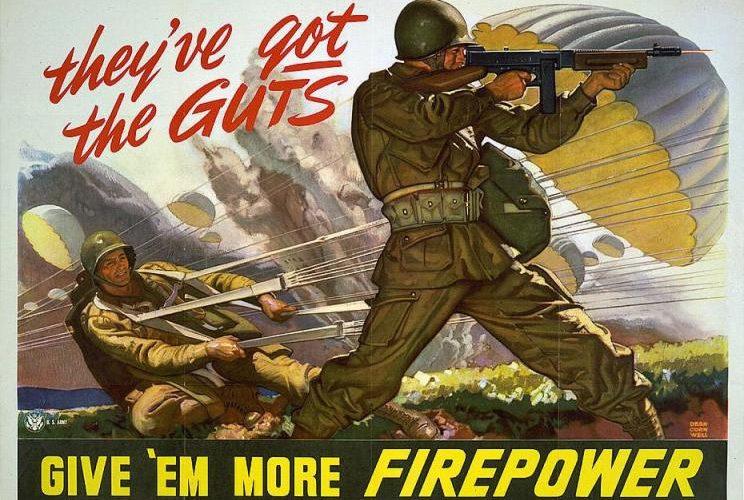 Почему американцы считают что они выиграли вторую мировую войну? фото