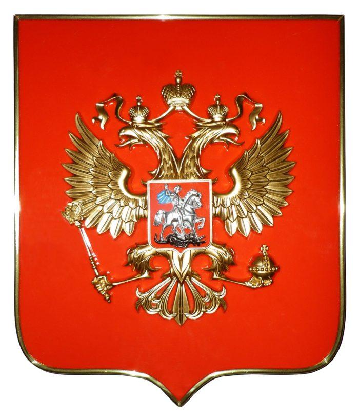 Почему герб России двуглавый орел? - фото