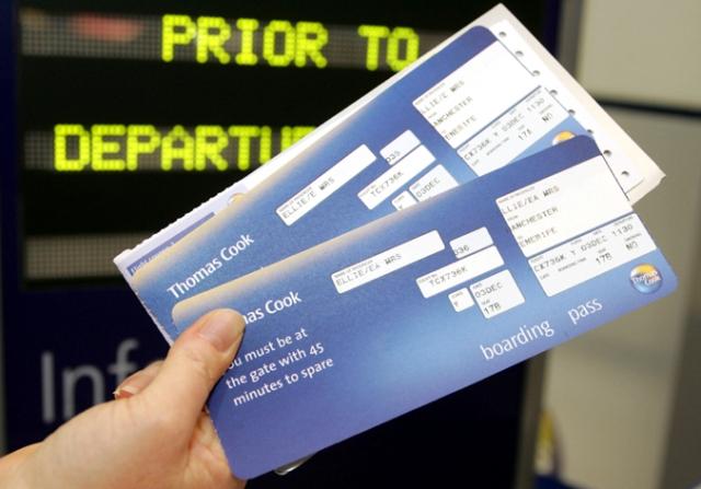 Почему билеты на самолет туда обратно дешевле? фото