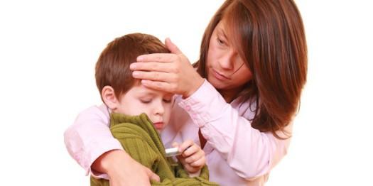 Почему ребенок часто болеет? фото