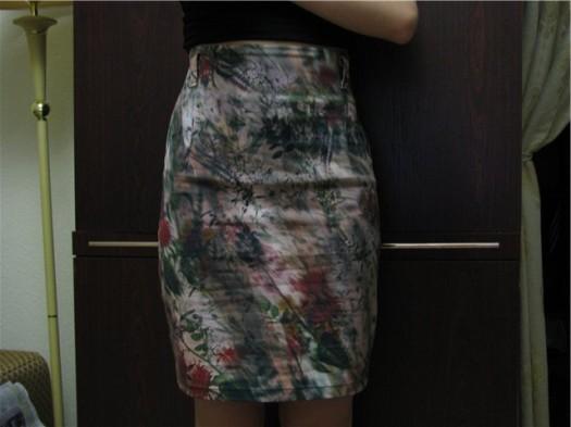 Почему юбка ползёт вверх? фото