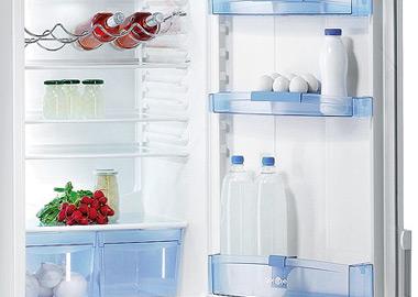 Почему холодильники изнутри и снаружи красят в белый цвет? 4 Версии. фото