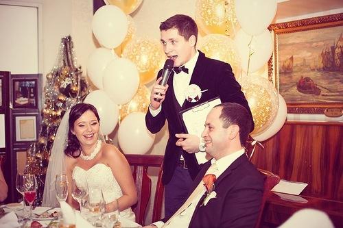 Как выбрать тамаду на свадьбу? фото