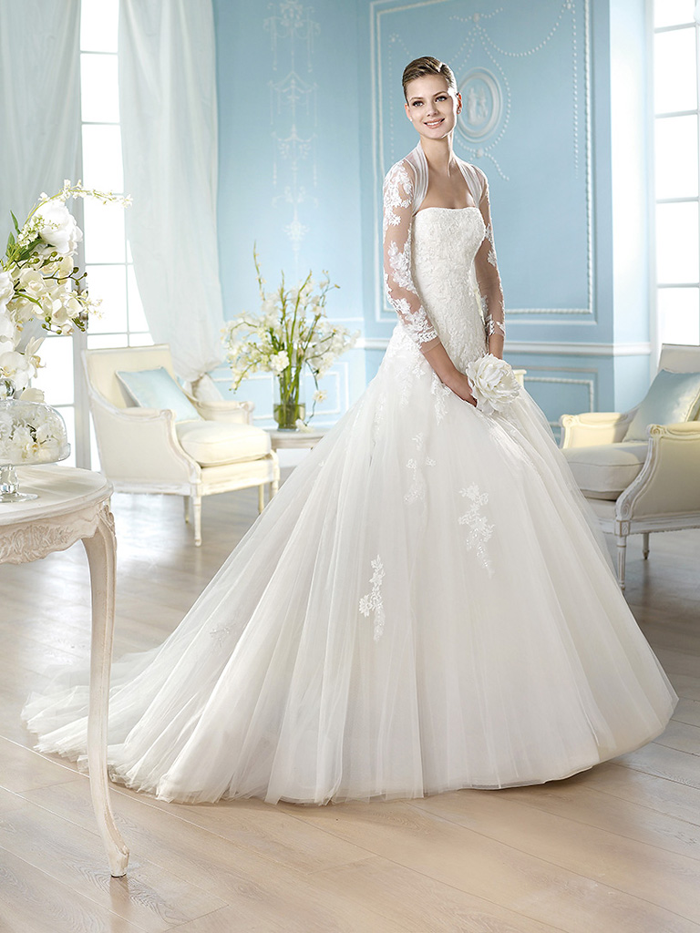 Почему свадебные платья такие дорогие? фото