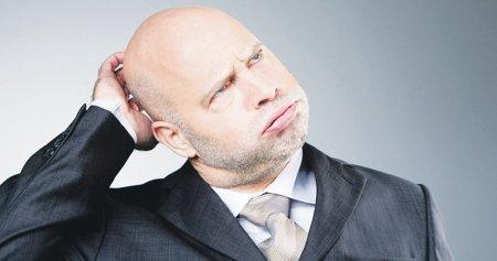 Почему мужчины лысеют? 4 Причины. фото