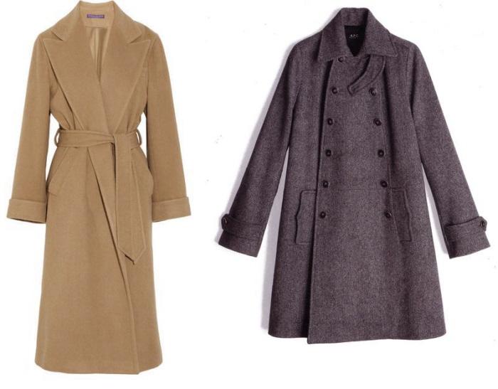 Как выбрать пальто? фото