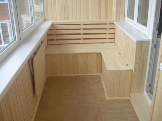 Чем балкон отличается от лоджии? фото