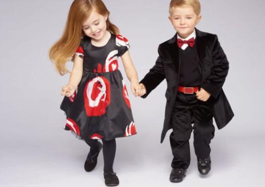 Стильная детская одежда фото