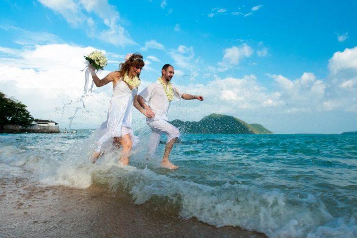 Свадьба за границей. фото