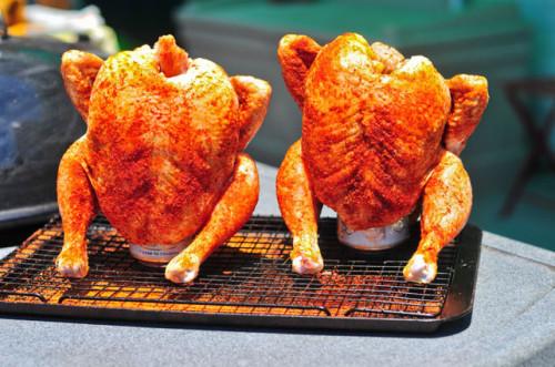 Как приготовить курицу гриль? фото