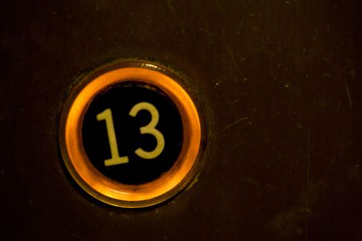 Почему в гостиницах нет 13 этажа? фото