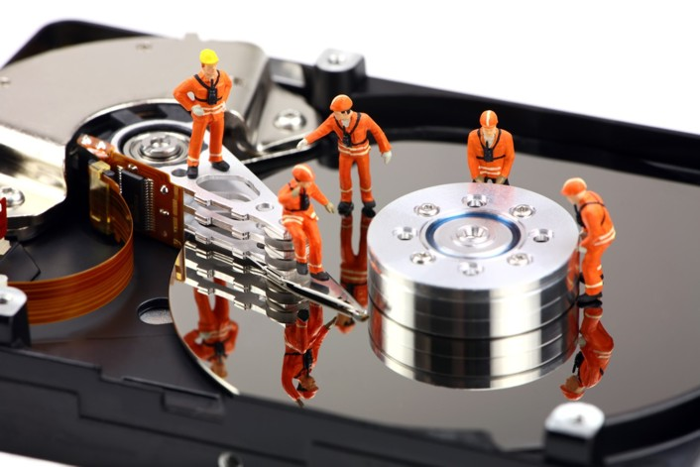 Как восстановить данные с Жесткого диска? фото