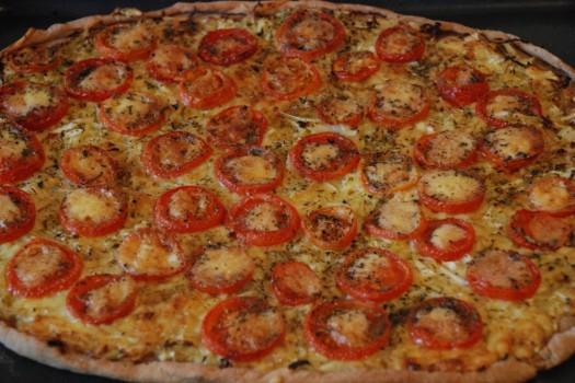 Почему пицца круглая? фото