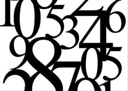 Какие самые популярные числа в мире? фото