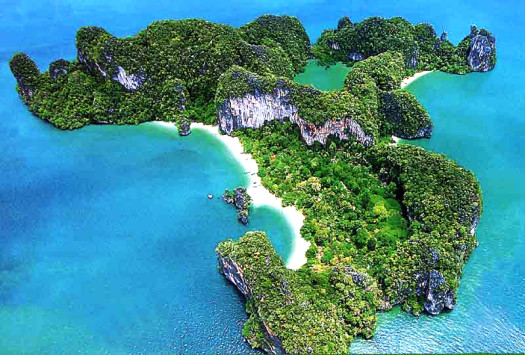 Остров Ко Лан фото
