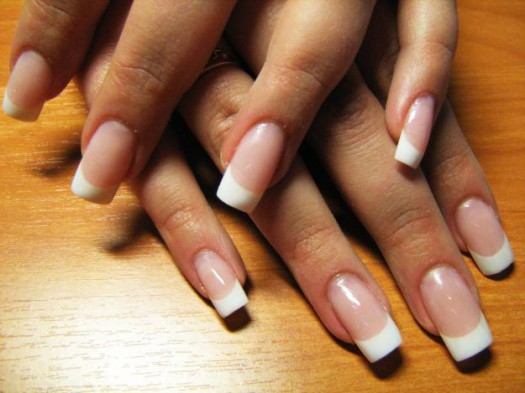 Как нарастить ногти? фото
