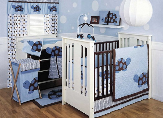 Какие бывают детские кроватки? фото