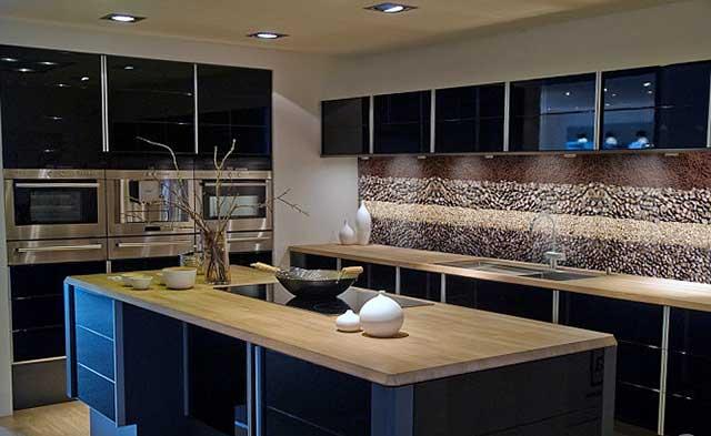 Какие кухни в моде 2013? фото