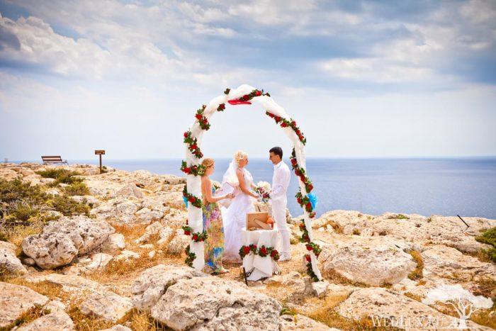 Как сыграть свадьбу на Кипре? фото