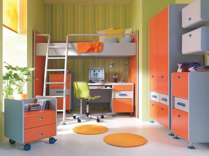 Как обустроить детскую комнату для мальчика? фото