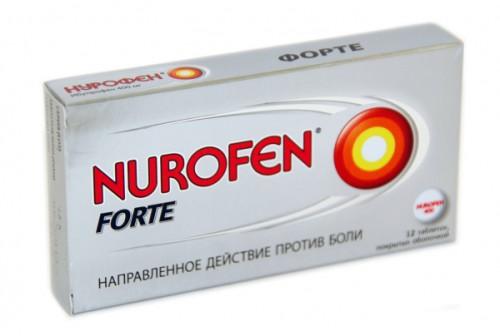 Как принимать нурофен при беременности? фото