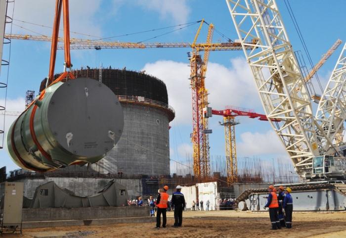 Первые три дизель генератора доставлены на НВАЭС 2 под Воронежем фото