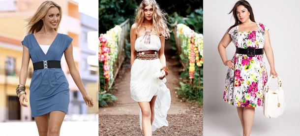 Как носить женский ремень, с какой одеждой сочетать? фото