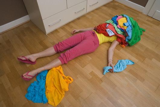 Почему я ненавижу уборку? фото