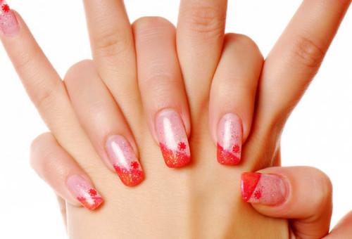 Что делать если ломаются ногти на руках? - фото