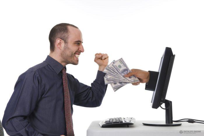Инвестиции в интернете фото