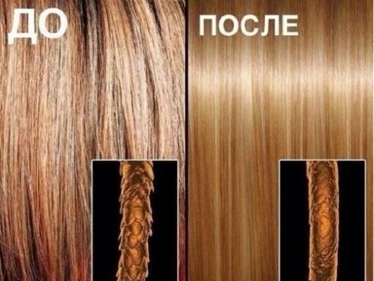 Как делать фитоламинирование волос? фото