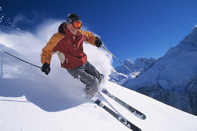Почему лыжи лучше сноуборда? фото