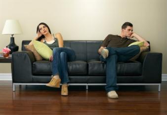Почему в семье происходят конфликты