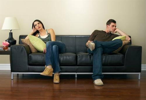 Почему в семье происходят конфликты? фото