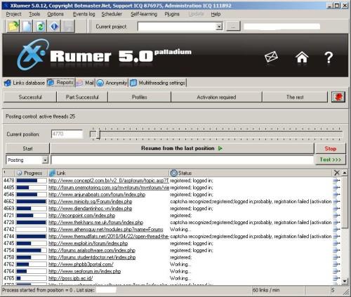 Как работать с Xrumer? фото
