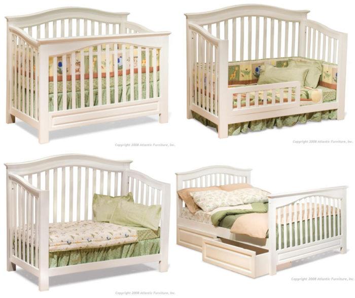 Как выбрать кроватку для ребенка? - фото