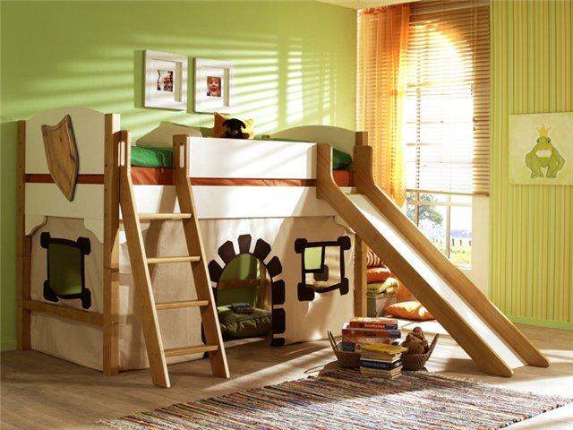 Какая мебель нужна в детскую комнату? фото