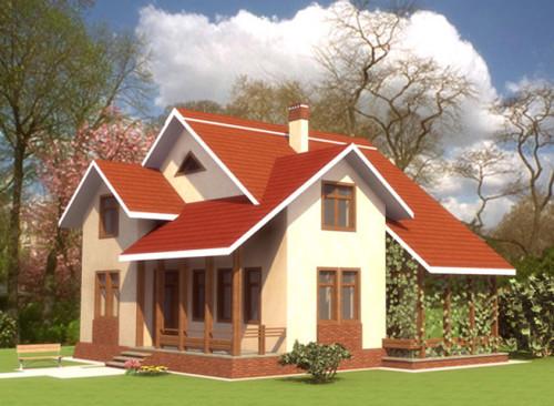 Как построить дачный дом? 5 Этапов. фото