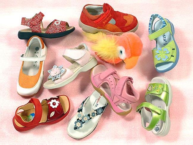 Какая детская обувь самая удобная? фото