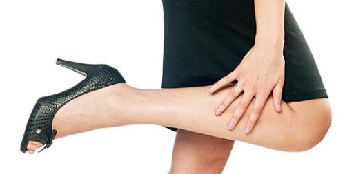 Как удалить звездочки на ногах? фото