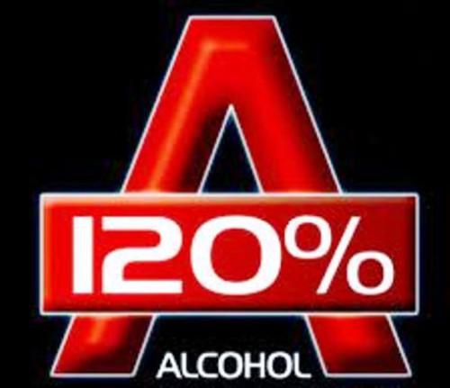 Как пользоваться Alcohol 120%? фото