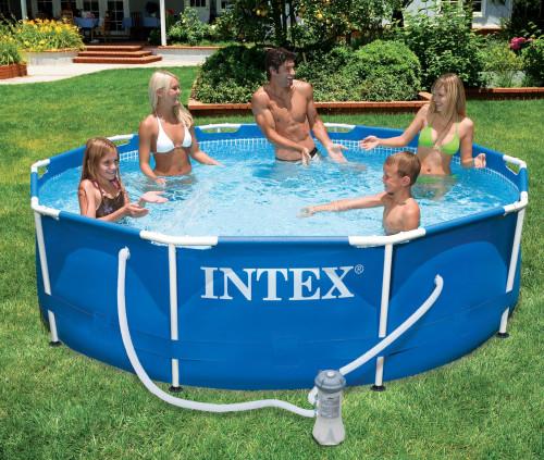 Значение каркасных бассейнов. фото