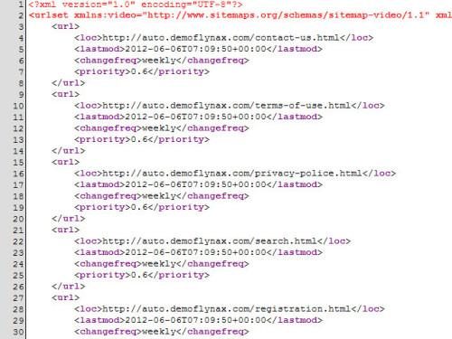 Как добавить Sitemap.xml в Google? фото