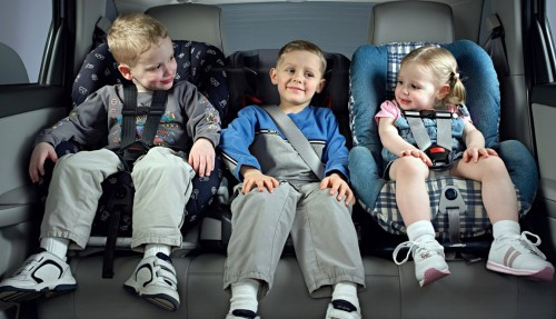 Какие бывают автокресла для детей? - фото